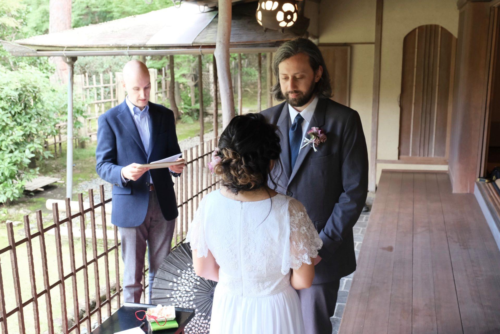 インバウンドの結婚式