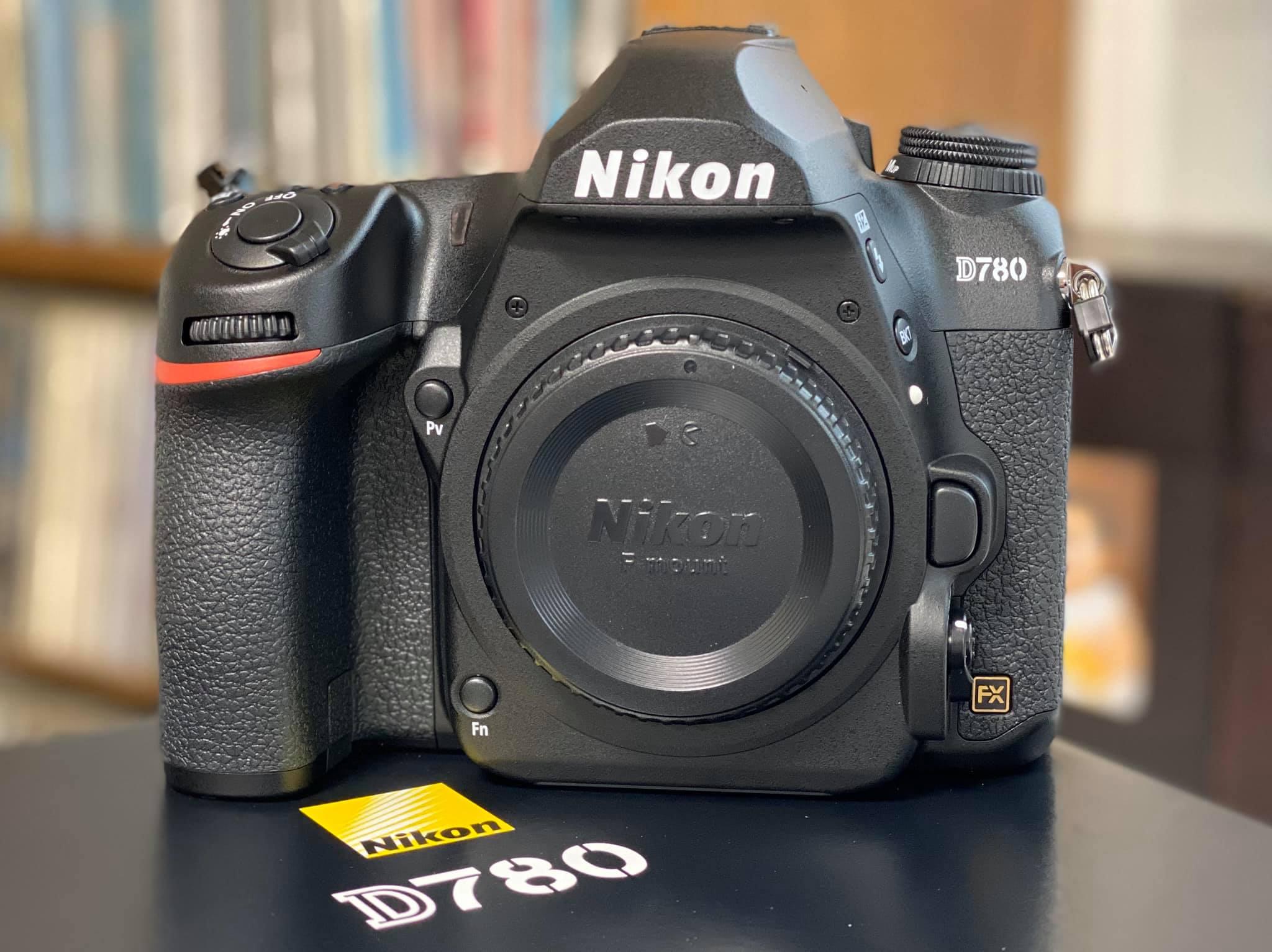 ニコンD780
