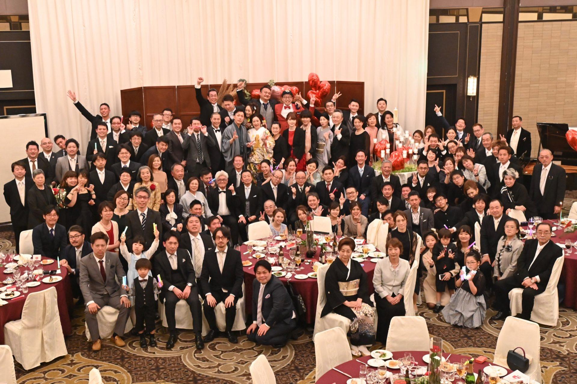 名古屋ガーデンパレスの結婚式