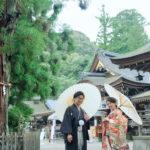 大神神社で結婚式