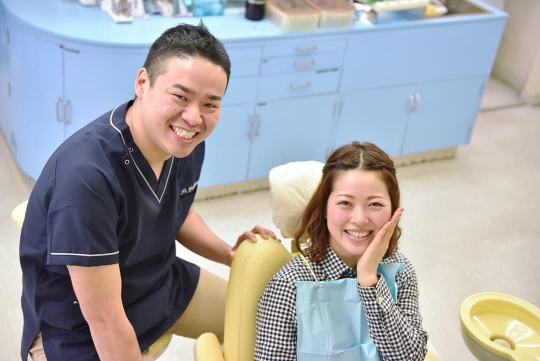 歯医者さんのプロフィール写真